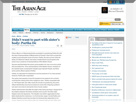 The Asian Age,India