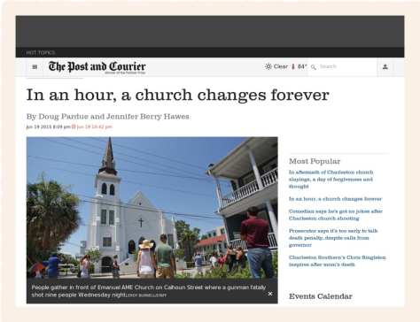 The Post and Courier,South Carolina