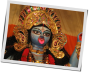 Goddess Kali: Fearful form of the Mother Goddess Durga